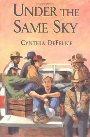book cover of Under the Same Sky