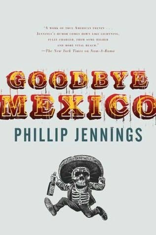 book cover of Goodbye Mexico