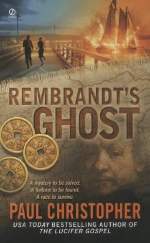 book cover of Rembrandt\'s Ghost