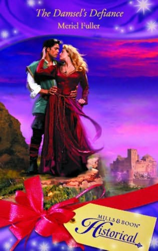 book cover of The Damsel\'s Defiance