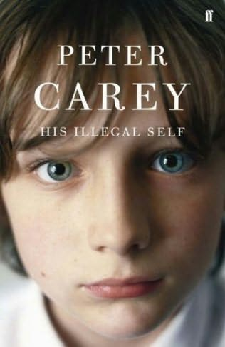 book cover of His Illegal Self