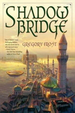 book cover of Shadowbridge