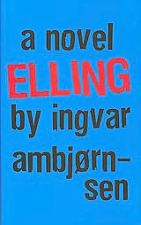 book cover of Elling