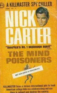 book cover of The Mind Poisoners