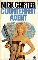 book cover of Counterfeit Agent