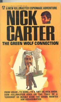 book cover of The Green Wolf Connection