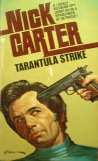 book cover of Tarantula Strike