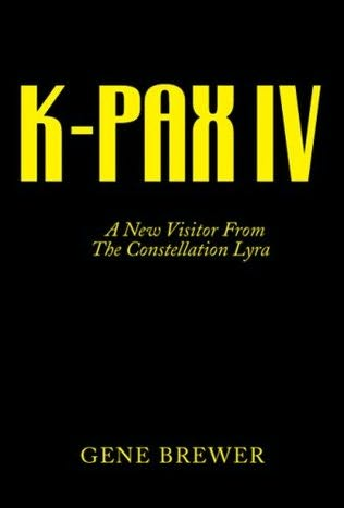 book cover of A New Visitor From The Constellation Lyra