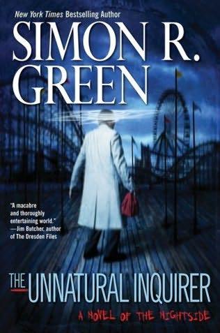The Nightside Series 01-11 - Simon R. Green