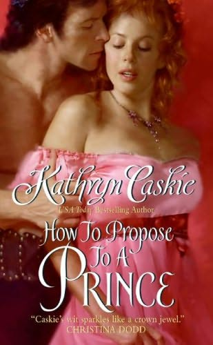book cover of How to Propose to a Prince