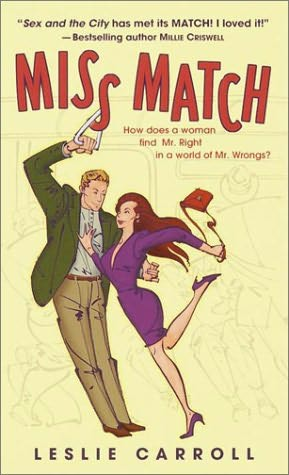 book cover of Miss Match