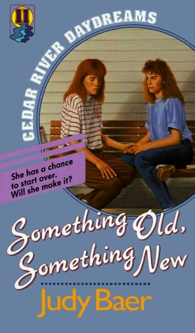 book cover of Something Old, Something New