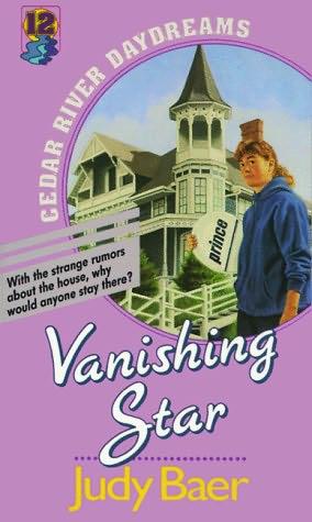book cover of Vanishing Star