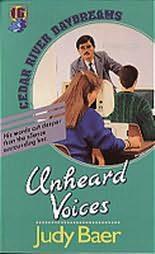 book cover of Unheard Voices