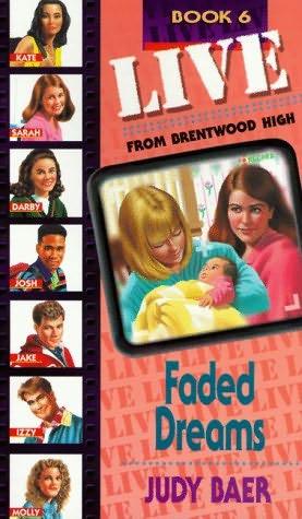 book cover of Faded Dream