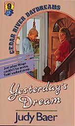 book cover of Yesterday\'s Dream