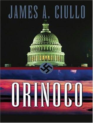 book cover of Orinoco