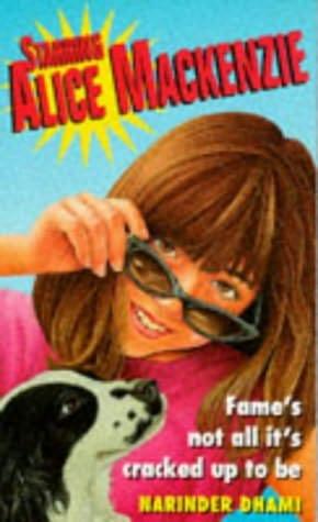 book cover of Starring Alice Mackenzie