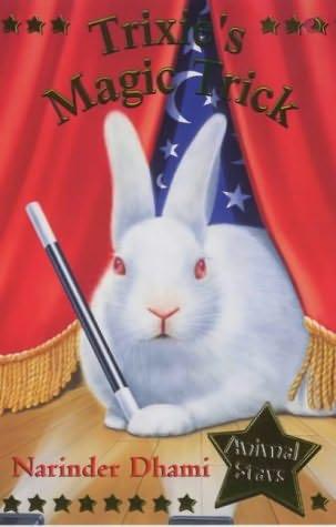 book cover of Trixie\'s Magic Tricks