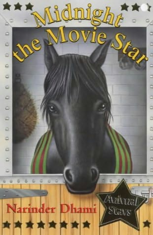 book cover of Midnight the Movie Star