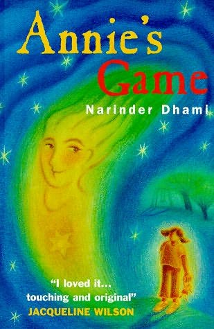 book cover of Annie\'s Game