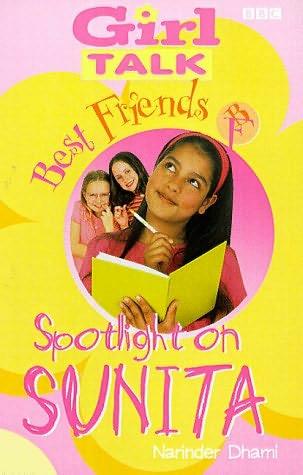 book cover of Spotlight On Sunita