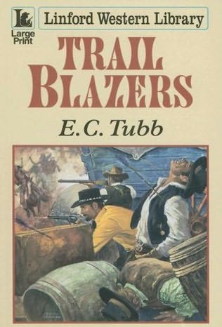 book cover of Trail Blazers