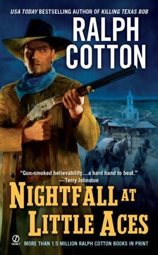 book cover of Nightfall at Little Aces