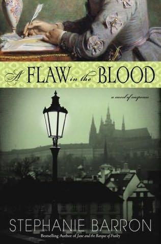 book cover of A Flaw in the Blood