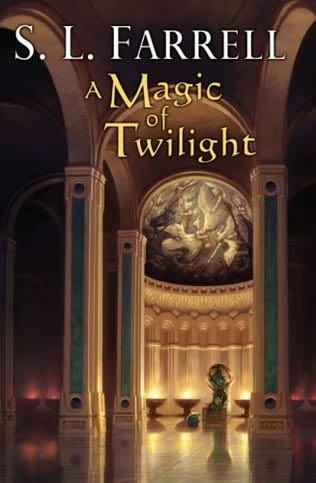 book cover of A Magic of Twilight