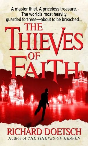 book cover of The Thieves of Faith