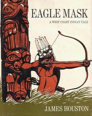 book cover of Eagle Mask