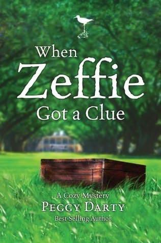 book cover of When Zeffie Got a Clue
