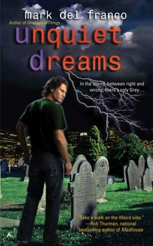 book cover of Unquiet Dreams