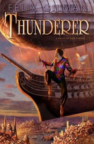 book cover of Thunderer
