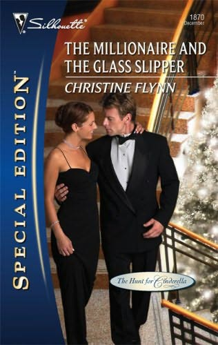 book cover of The Millionaire and the Glass Slipper