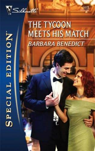 book cover of The Tycoon Meets His Match