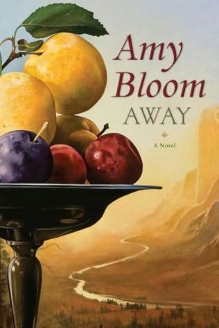 book cover of Away