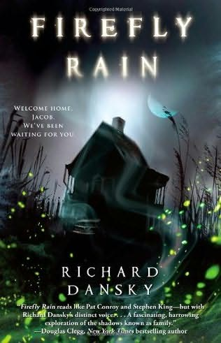 book cover of Firefly Rain