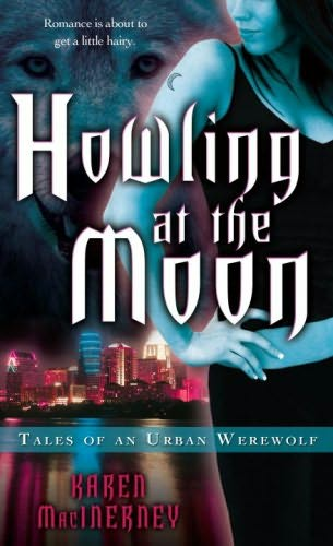 book cover of Howling At the Moon
