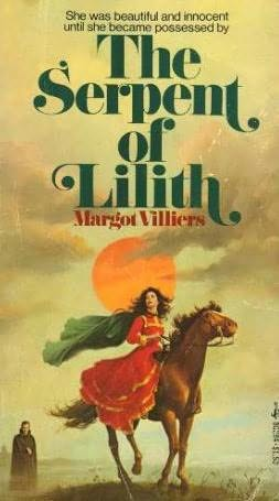 book cover of Serpent of Lilith