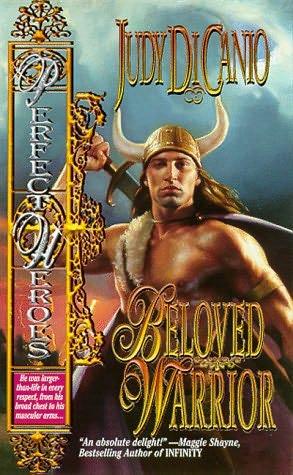 book cover of Beloved Warrior