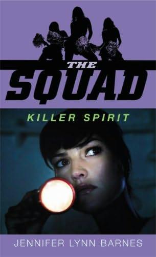 book cover of Killer Spirit