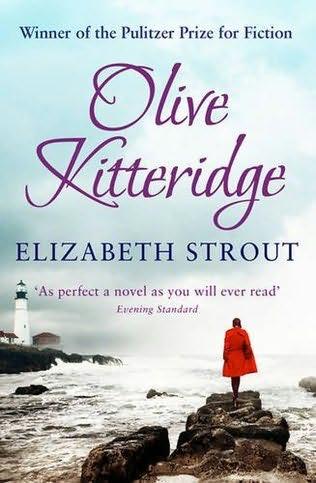 book cover of Olive Kitteridge