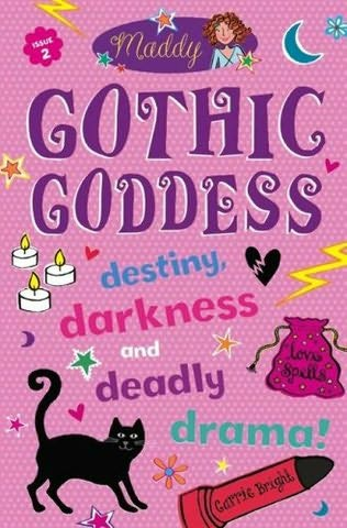 book cover of Gothic Goddess