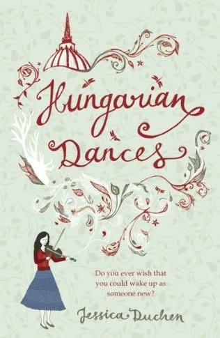 book cover of Hungarian Dances