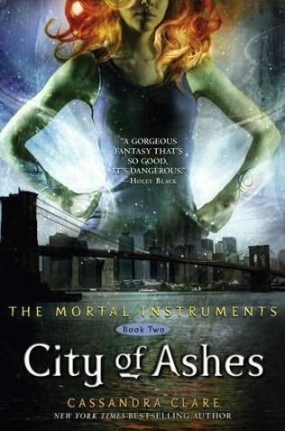 Leslie's Review: City of Ashes by Cassandra Clare