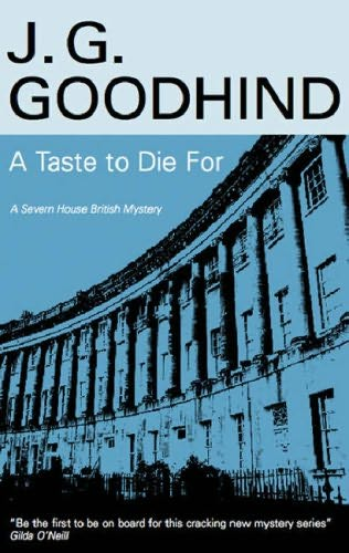 book cover of A Taste to Die for
