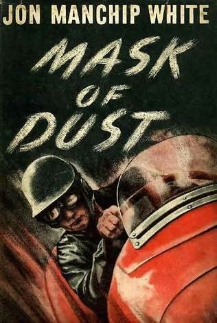 book cover of Mask of Dust