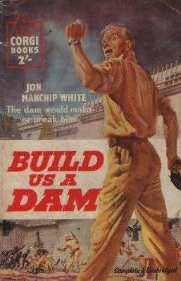 book cover of Build Us a Dam